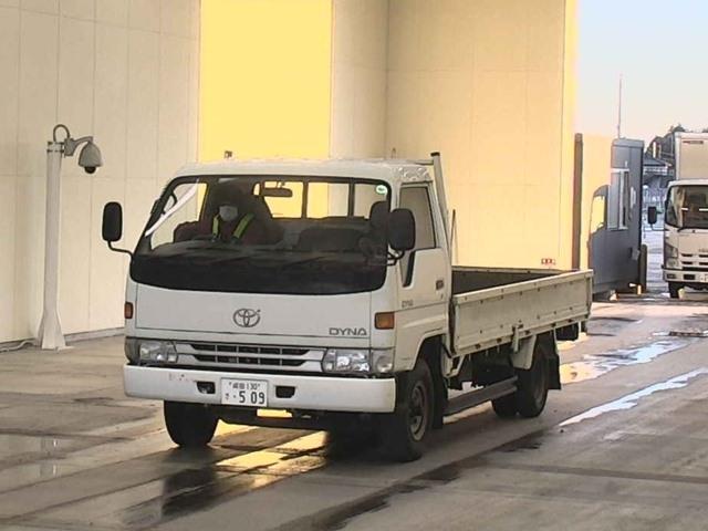 Двигатель Toyota Dyna BU212 15B 1996