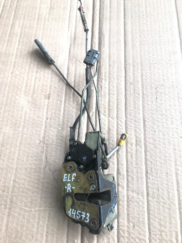 Замок двери Isuzu Elf NKR66E 4HF1 1998 правый