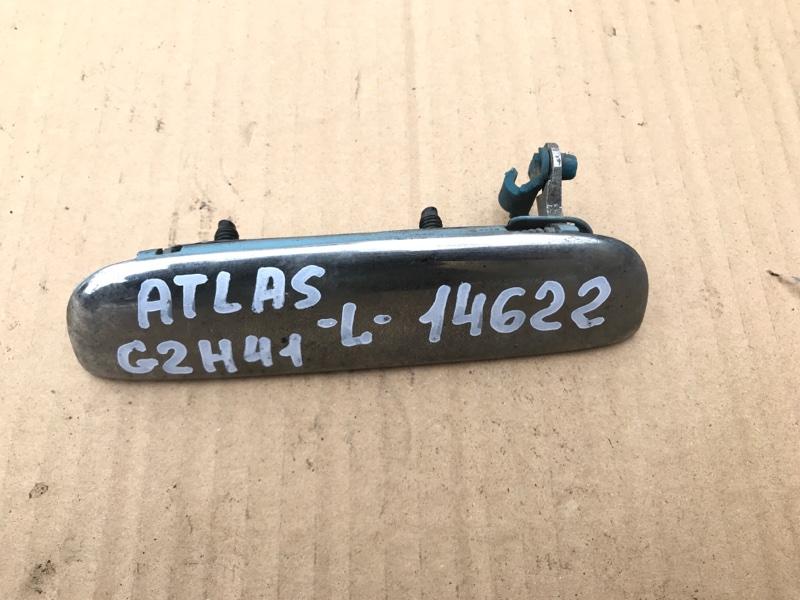 Ручка двери, наружная Nissan Atlas G2H41 FD42 левая