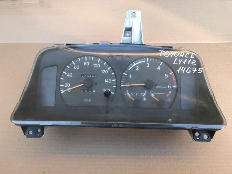 Щиток приборов Toyota Toyoace LY112 5L 2000