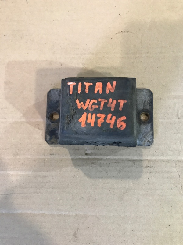 Отбойник моста Mazda Titan WGT4T TF 1990 задний