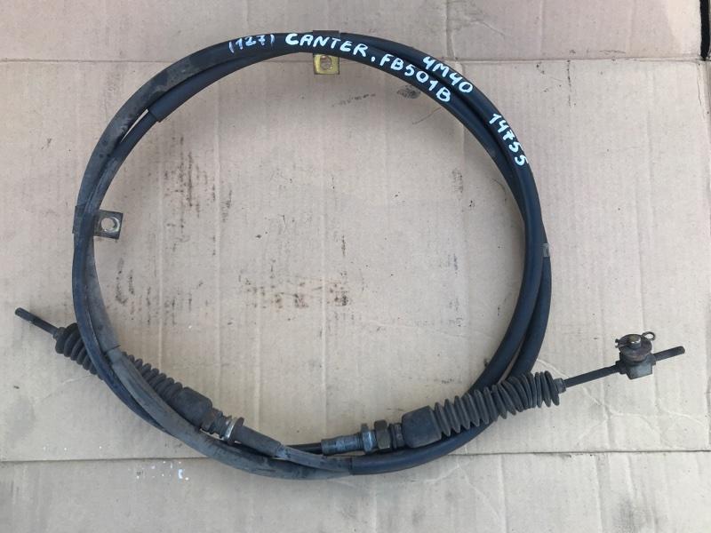 Трос переключения акпп Mitsubishi Canter FB501B 4M40 1997
