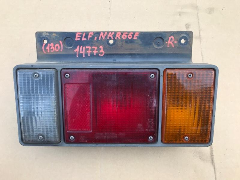 Стоп сигнал Isuzu Elf NKR66E 4HF1 1994 правый