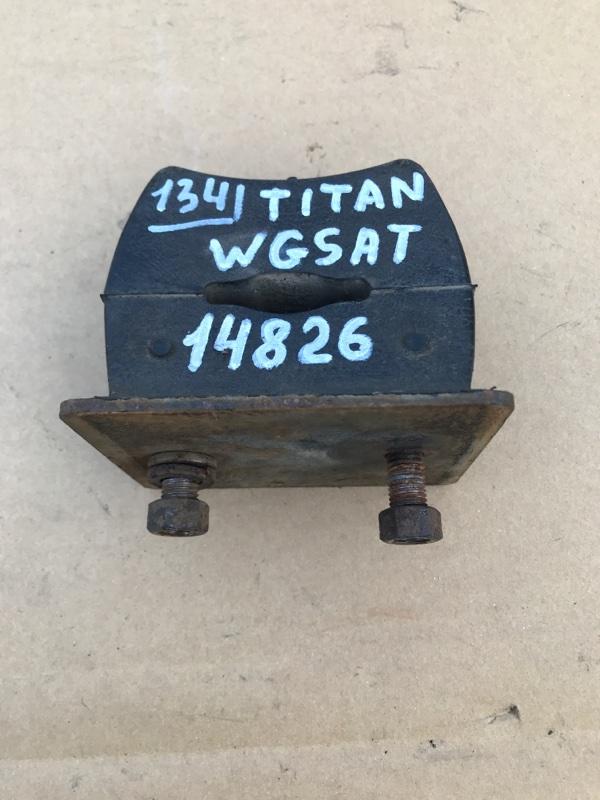 Отбойник моста Mazda Titan WGSAT VS 1998 задний