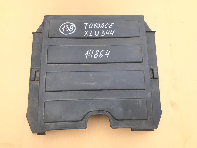 Крышка акб Toyota Toyoace XZU344-1002309 N04C 2007