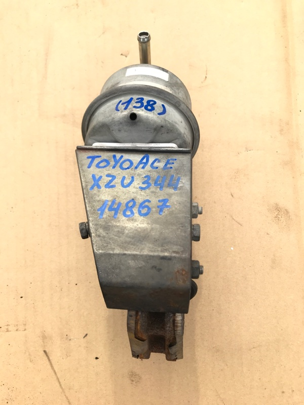 Горный тормоз Toyota Toyoace XZU344-1002309 N04C 2007