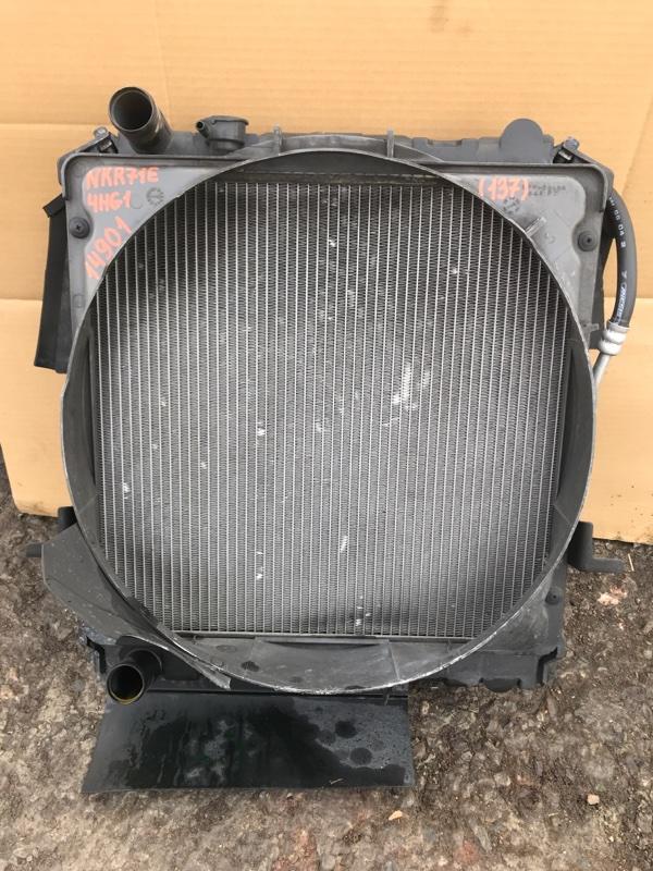 Радиатор Isuzu Elf NKR71E 4HG1 2001
