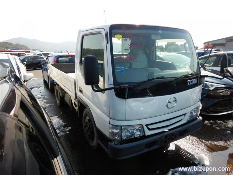 Кабина, в сборе Mazda Titan WH35T 4HF1 2001