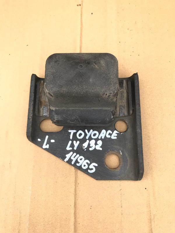 Отбойник моста Toyota Toyoace LY132-0004527 5L 2000 задний левый