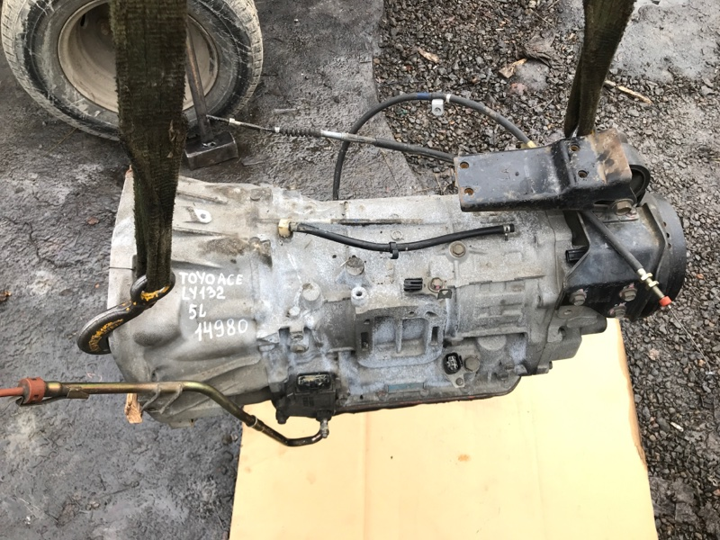 Акпп Toyota Toyoace LY132-0004527 5L 2000