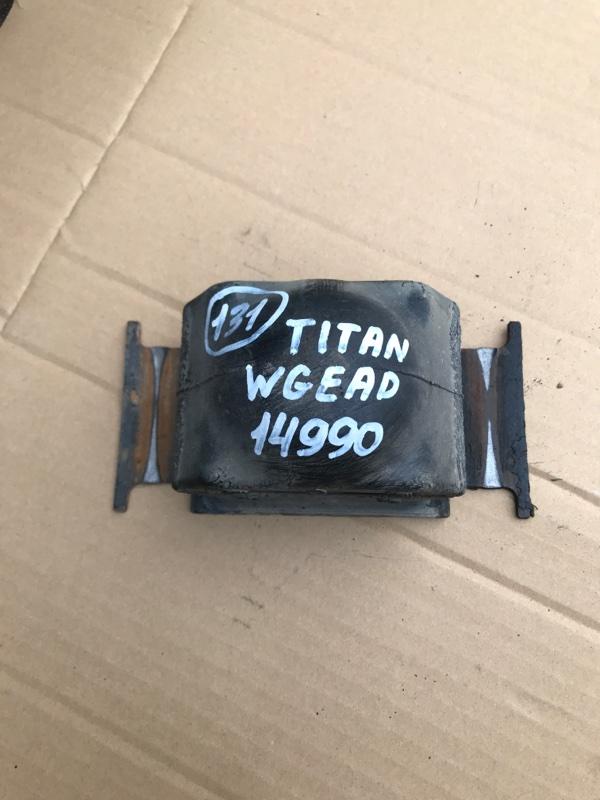 Отбойник моста Mazda Titan WGEAD TF 1999 задний