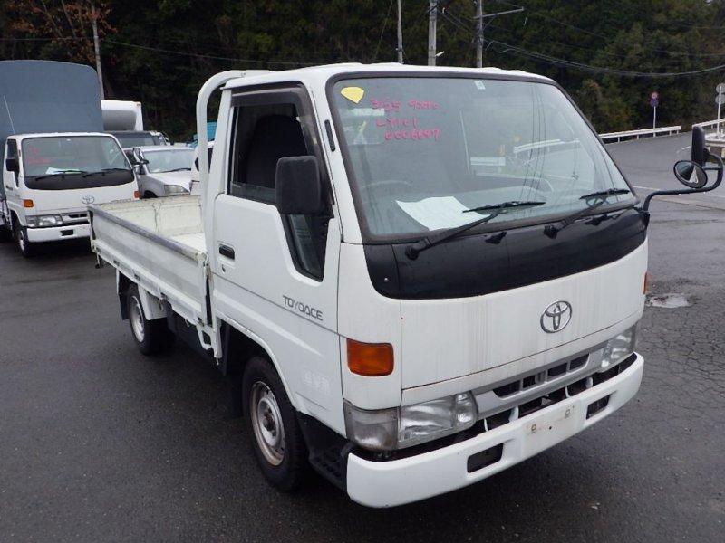 Двигатель Toyota Toyoace LY101 3L 1998