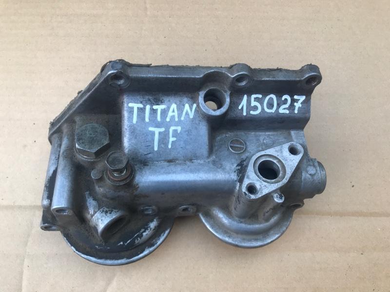 Крепление масляного фильтра Mazda Titan WGT4T TF 1990