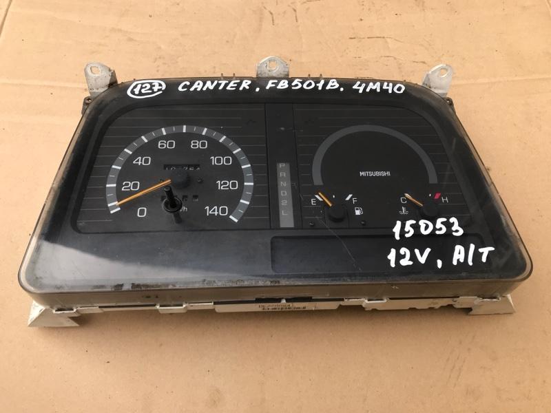 Щиток приборов Mitsubishi Canter FB501B 4M40 1997
