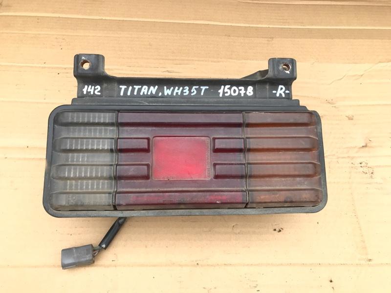 Стоп сигнал Mazda Titan WH35T 4HF1 2001 правый