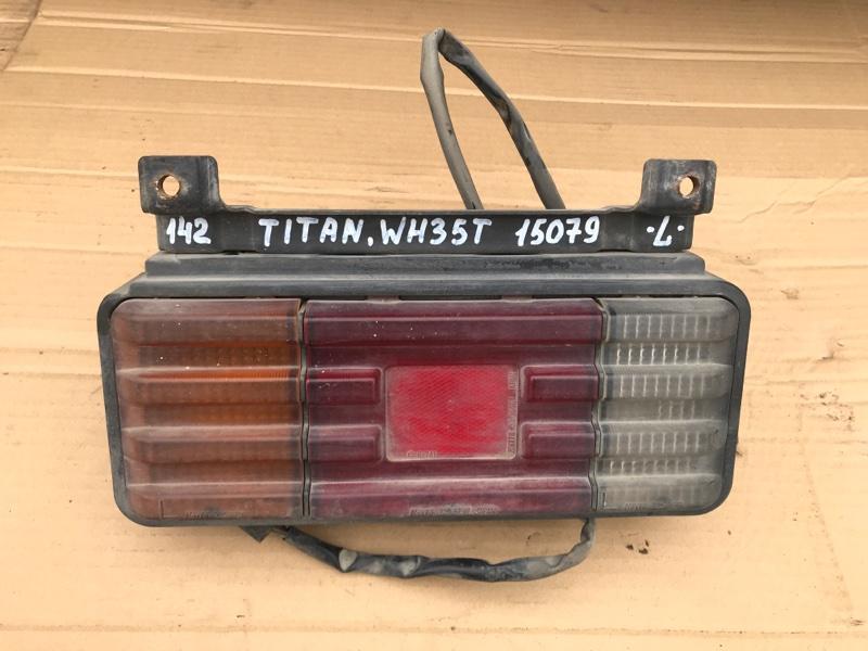 Стоп сигнал Mazda Titan WH35T 4HF1 2001 левый