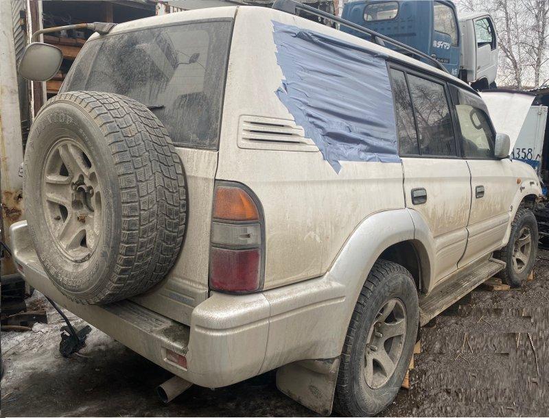 Дверь Toyota Land Cruiser Prado KZJ95 1KZ 1998 задняя