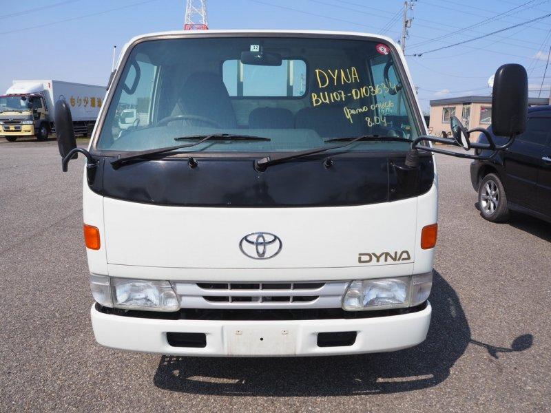 Кабина, в сборе Toyota Dyna BU107 15B 1997