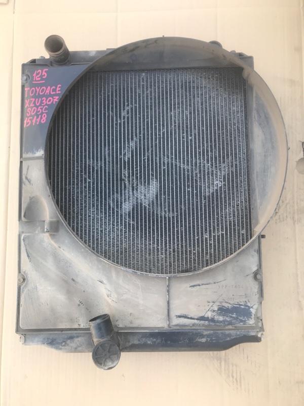 Радиатор Toyota Toyoace XZU307 S05C 2003