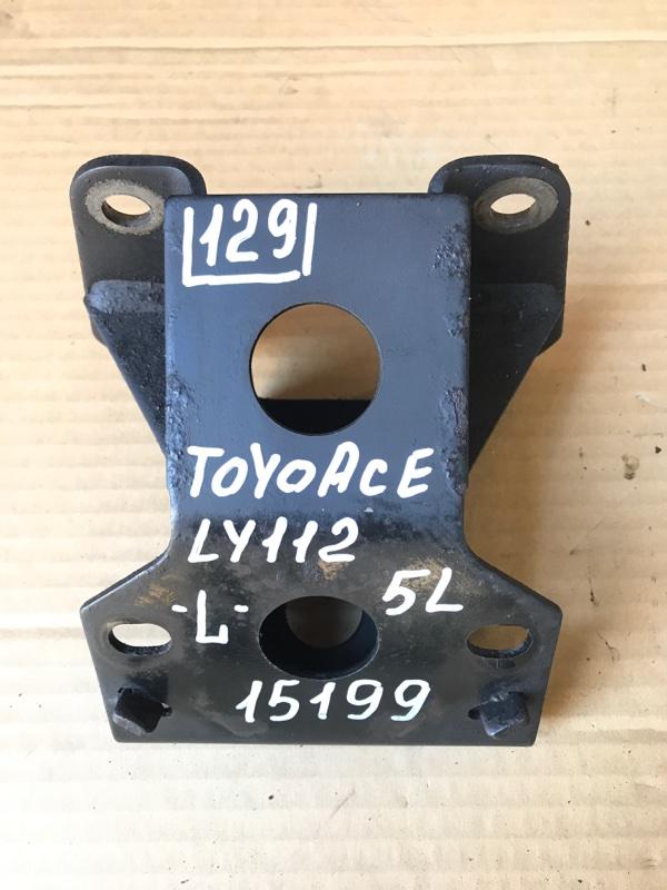 Крепление двигателя Toyota Toyoace LY112 5L 2000 левое