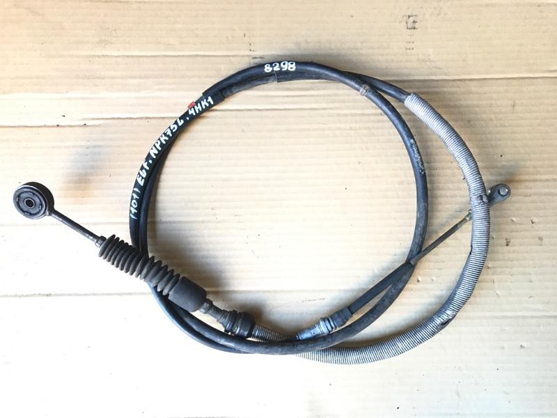 Трос переключения передач Isuzu Elf NPR75L 4HK1 2002