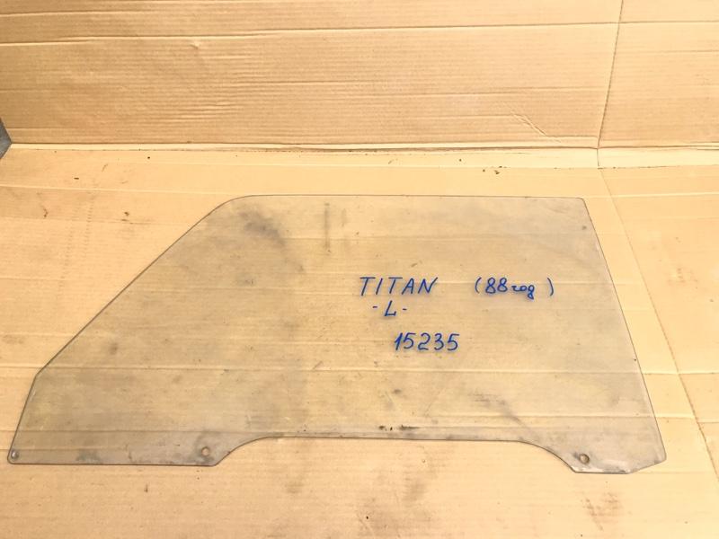 Стекло Mazda Titan WEL4H SL 1989 левое