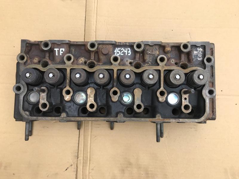 Головка блока цилиндров Mazda Titan WGT4T TF 1990