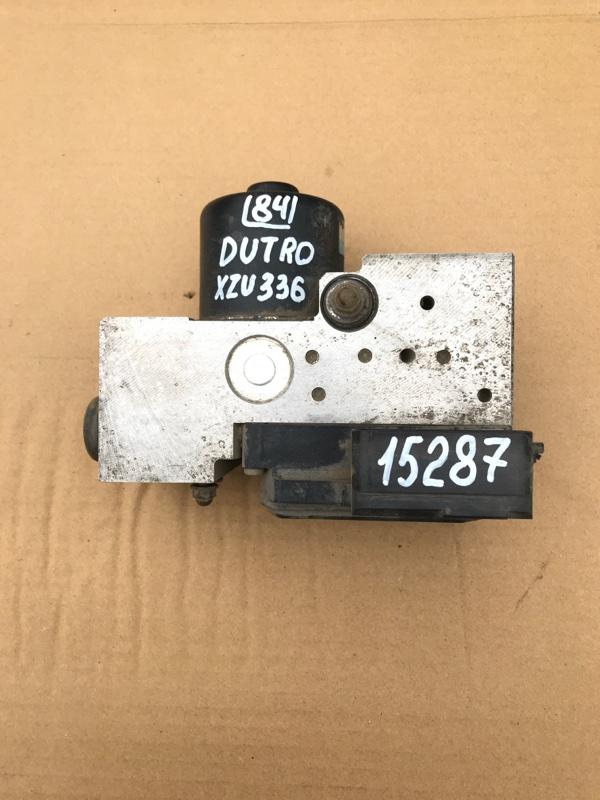 Блок abs Hino Dutro XZU336 S05D 2005