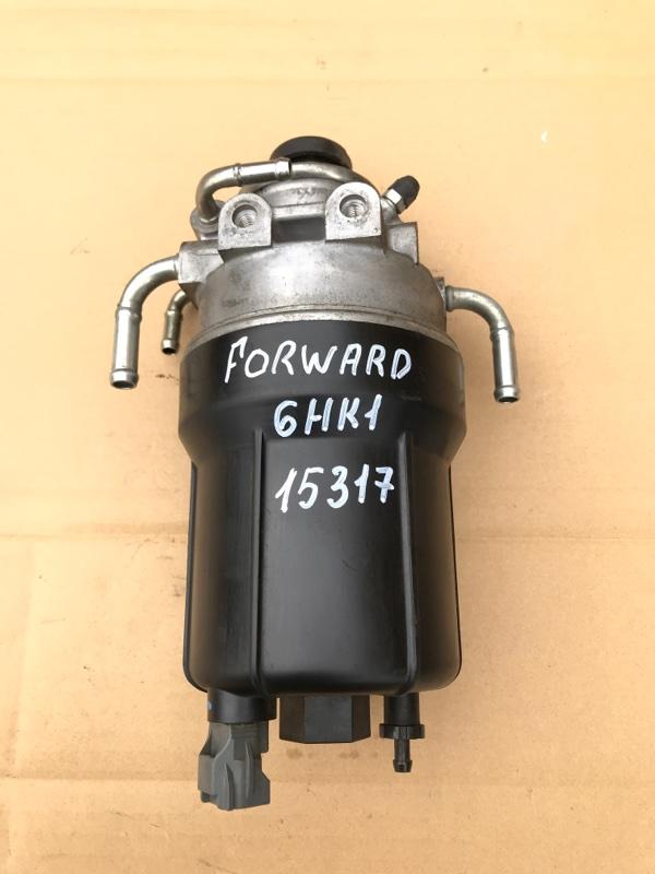 Насос подкачки топлива Isuzu Forward FRR34S2 6HK1 2010