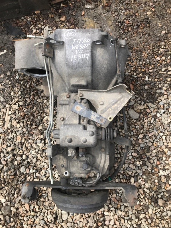 Мкпп Mazda Titan WGSAT VS 2000