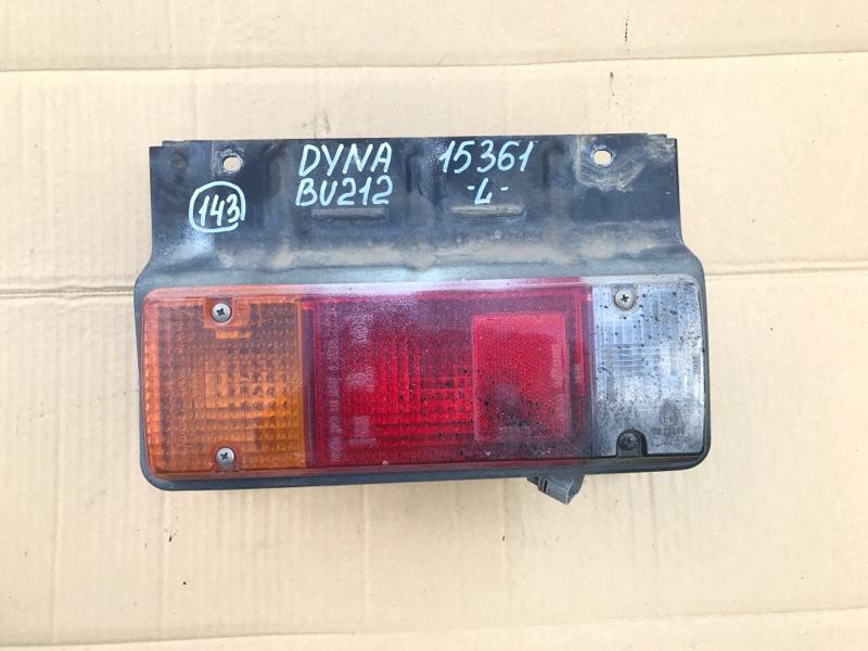 Стоп сигнал Toyota Dyna BU212 15B 1996 левый