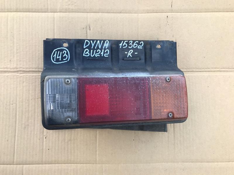 Стоп сигнал Toyota Dyna BU212 15B 1996 правый