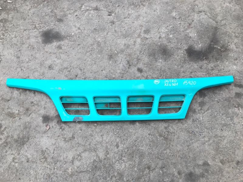 Решетка радиатора Hino Dutro XZU321 S05D 2004
