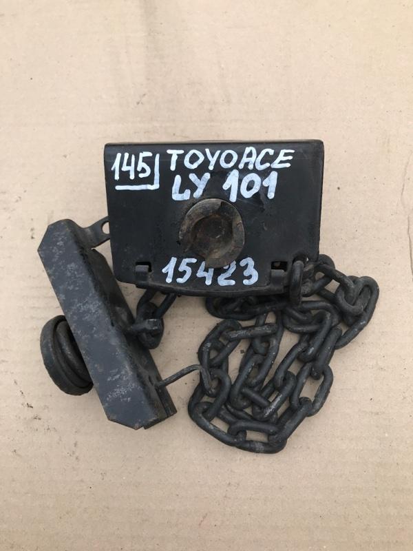 Механизм крепления запасного колеса Toyota Toyoace LY101 3L 1998