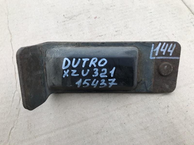 Отбойник рессоры Hino Dutro XZU321 S05D 2004 задний