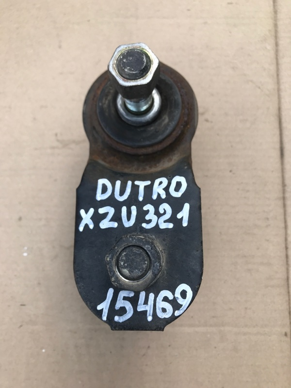 Серьга рессорная Hino Dutro XZU321 S05D 2004 задняя