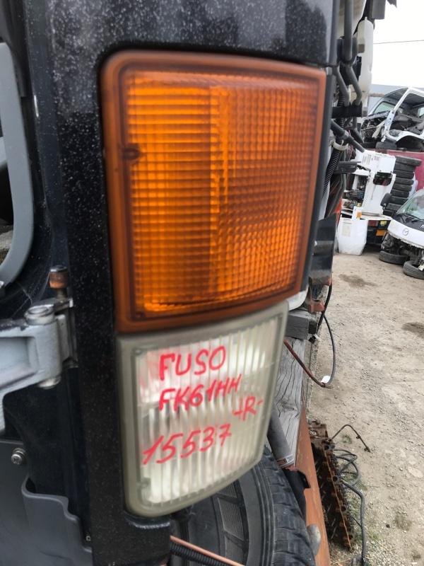 Поворотник с габаритом Mitsubishi Fuso FK61HH 6M61 2001 правый