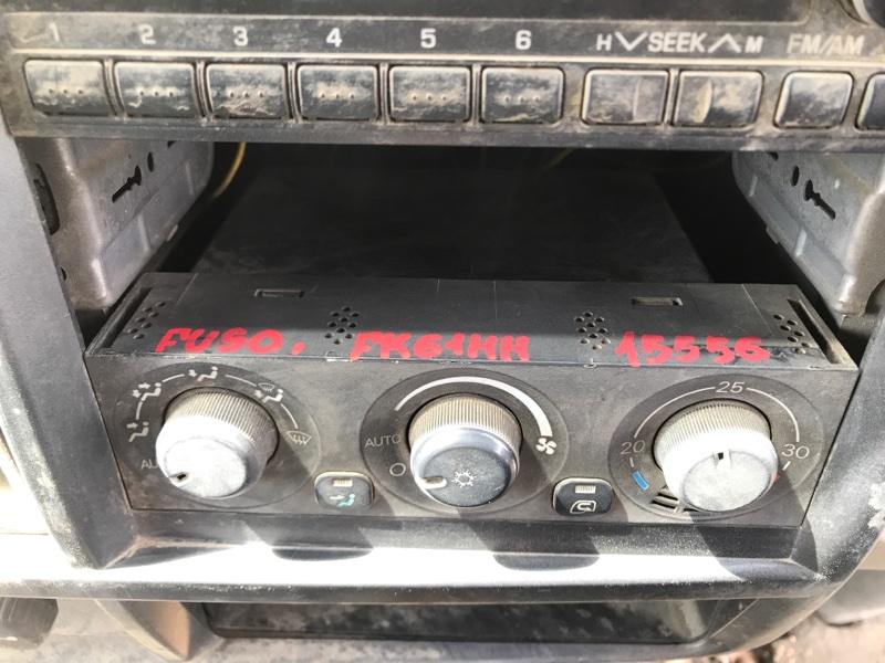 Управление печкой Mitsubishi Fuso FK61HH 6M61 2001