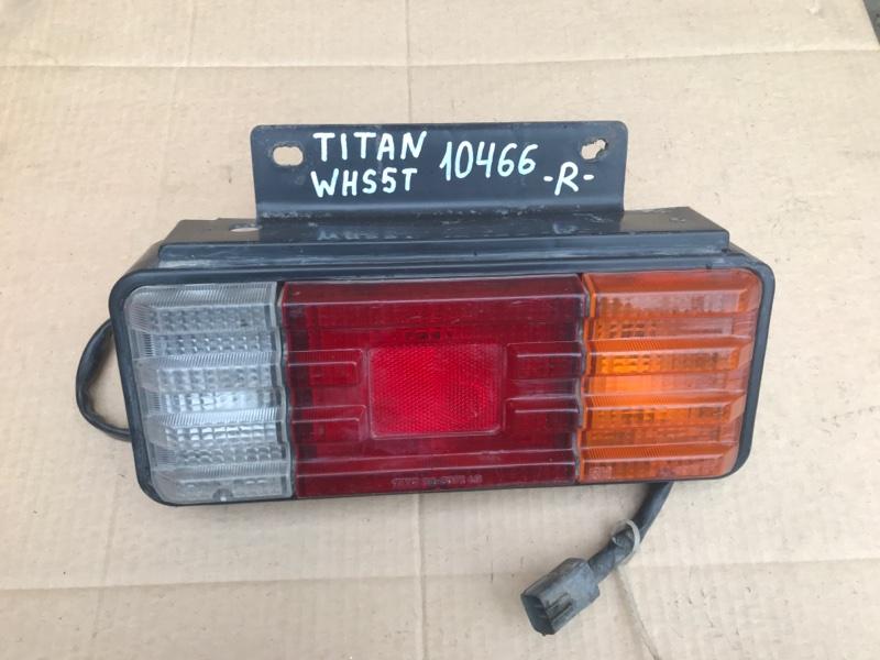 Стоп сигнал Mazda Titan WHS5T VS 2001 правый
