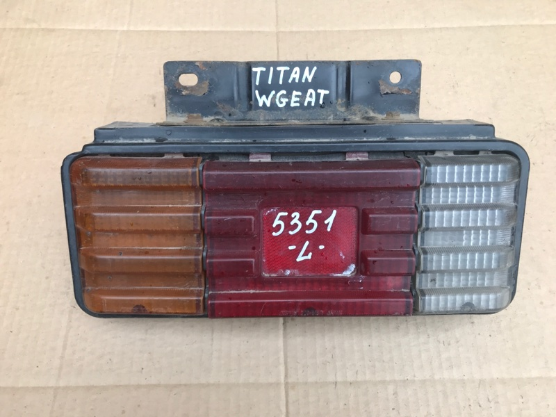 Стоп сигнал Mazda Titan WGEAT TF 1997 левый
