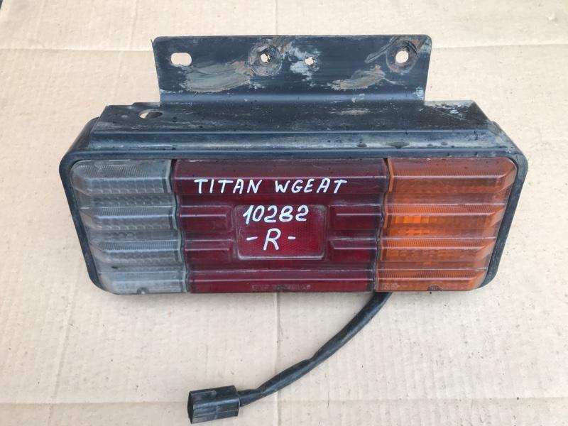 Стоп сигнал Mazda Titan WGEAT TF 1998 правый