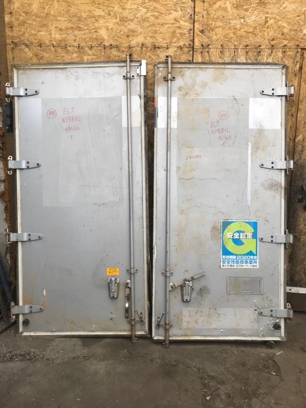 Дверь Isuzu Elf NPR81L 4HL1 2003
