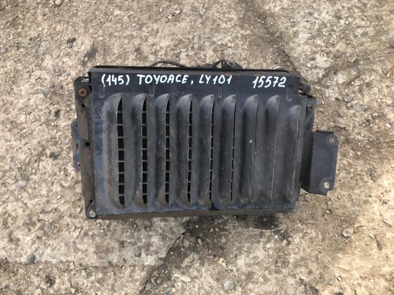 Радиатор кондиционера Toyota Toyoace LY101 3L 1998