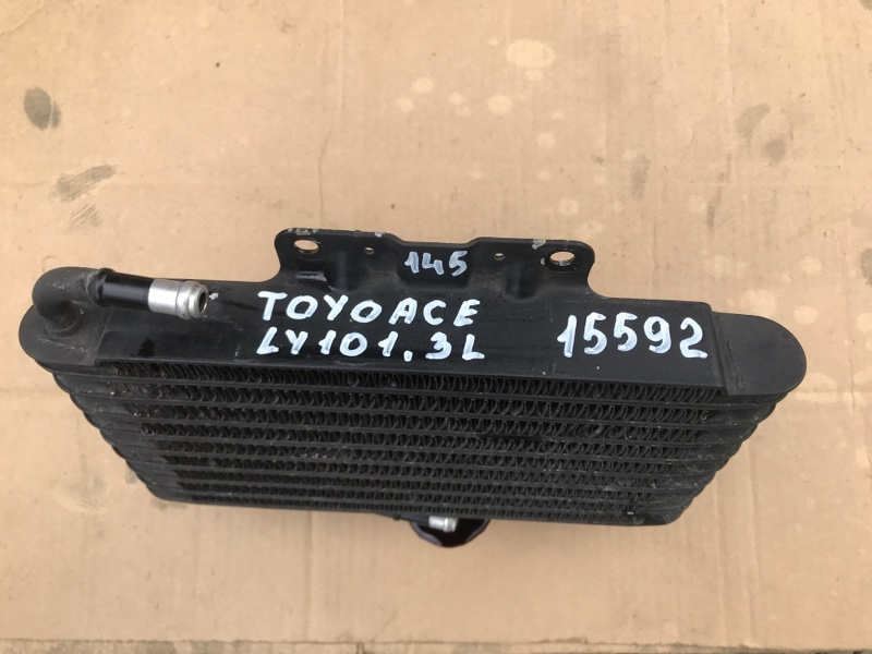 Радиатор акпп Toyota Toyoace LY101 3L 1998