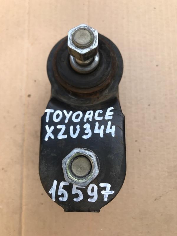 Серьга рессорная Toyota Toyoace XZU344-1002309 N04C 2007 передняя