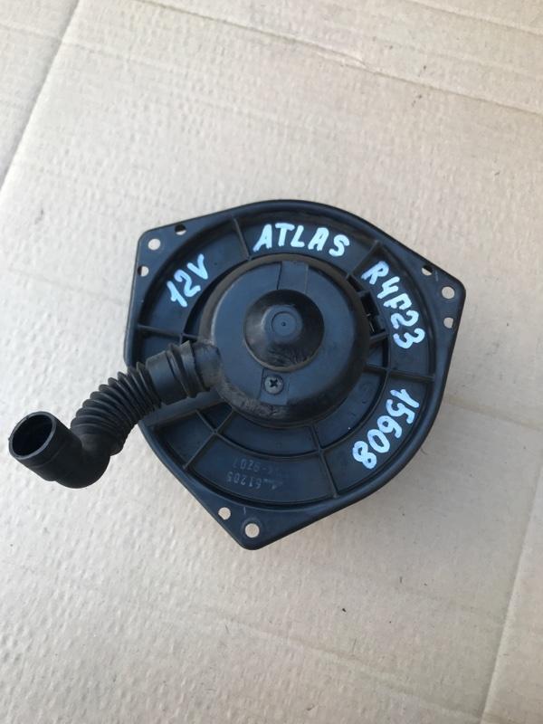 Моторчик печки Nissan Atlas R4F23 QD32 1999