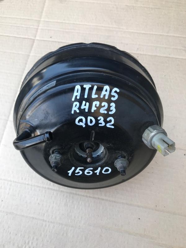 Вакуумный усилитель тормоза Nissan Atlas R4F23 QD32 1999