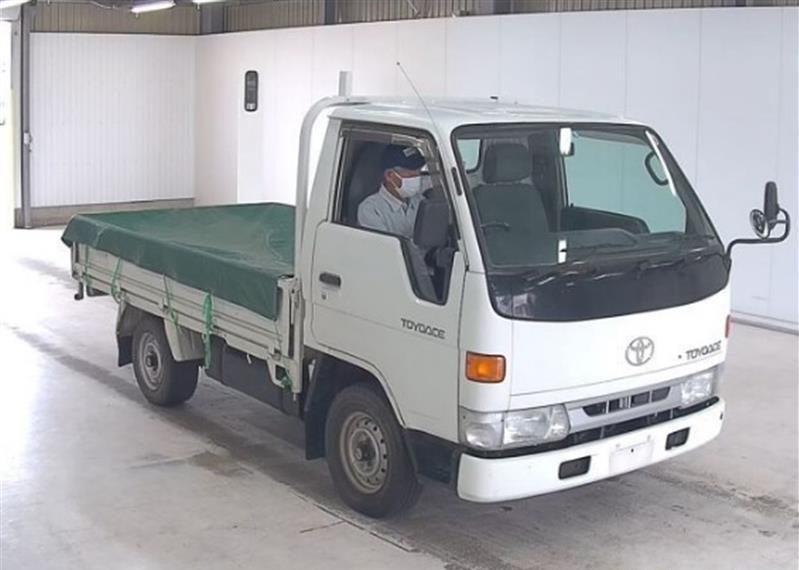 Двигатель Toyota Toyoace LY101 3L 1997