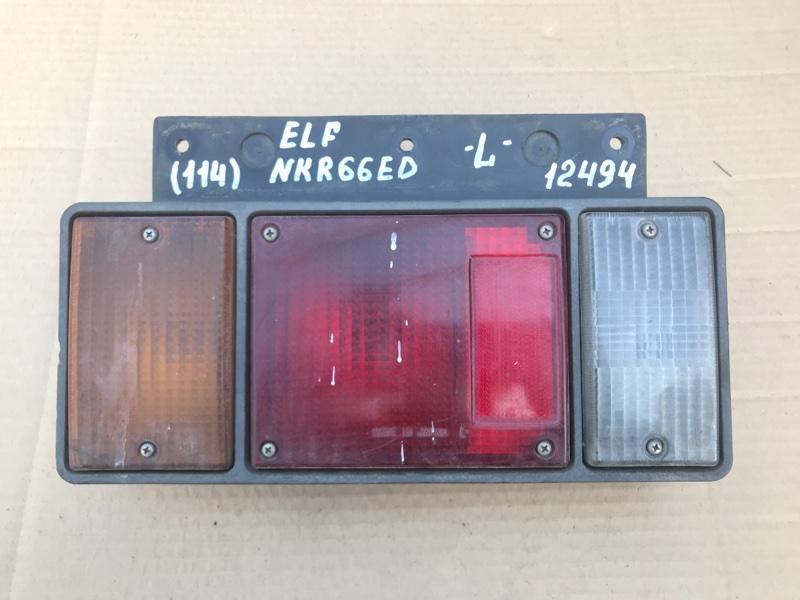 Стоп сигнал Isuzu Elf NKR66ED 4HF1 1996 левый