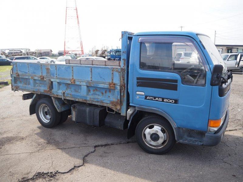 Кузов самосвальный Nissan Atlas G2H41 FD42 1993
